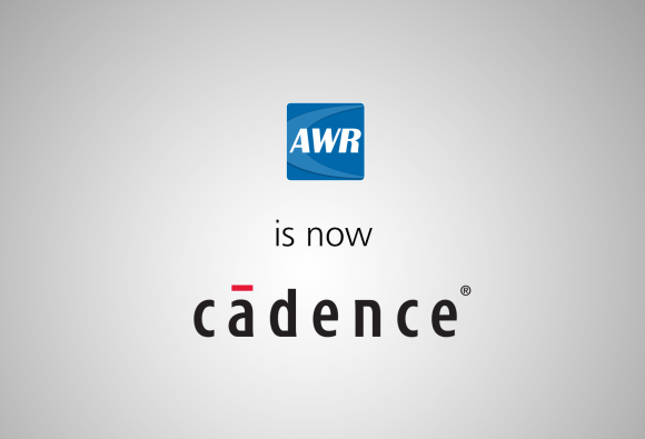 AWR is now Cadence